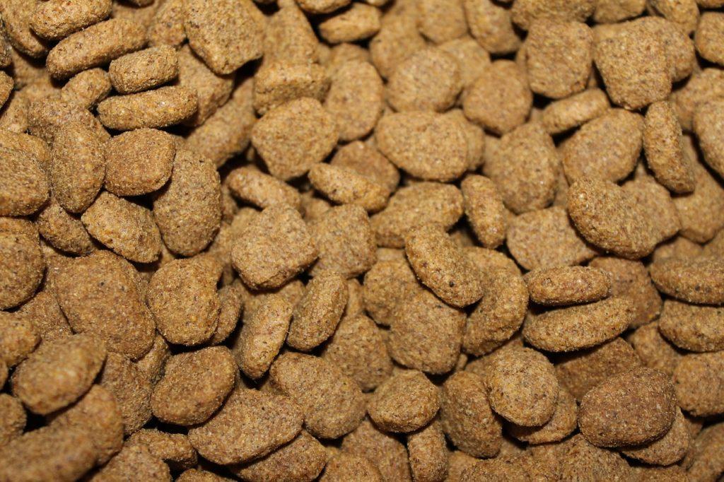 Hunde Trockenfutter Pellets